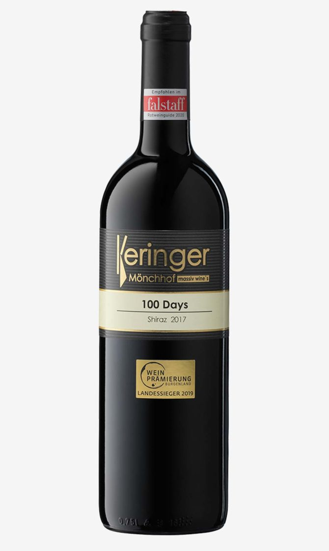 100 Days Shiraz Weingut Keringer