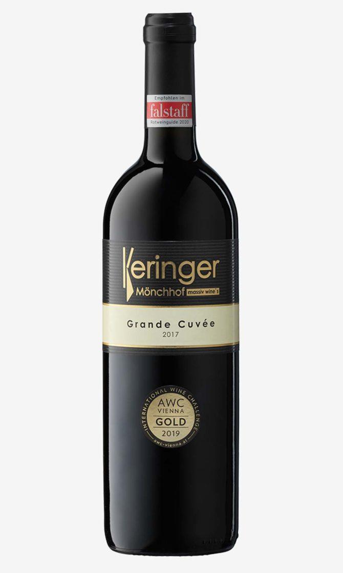 Keringer Grand Cuvee Großflasche