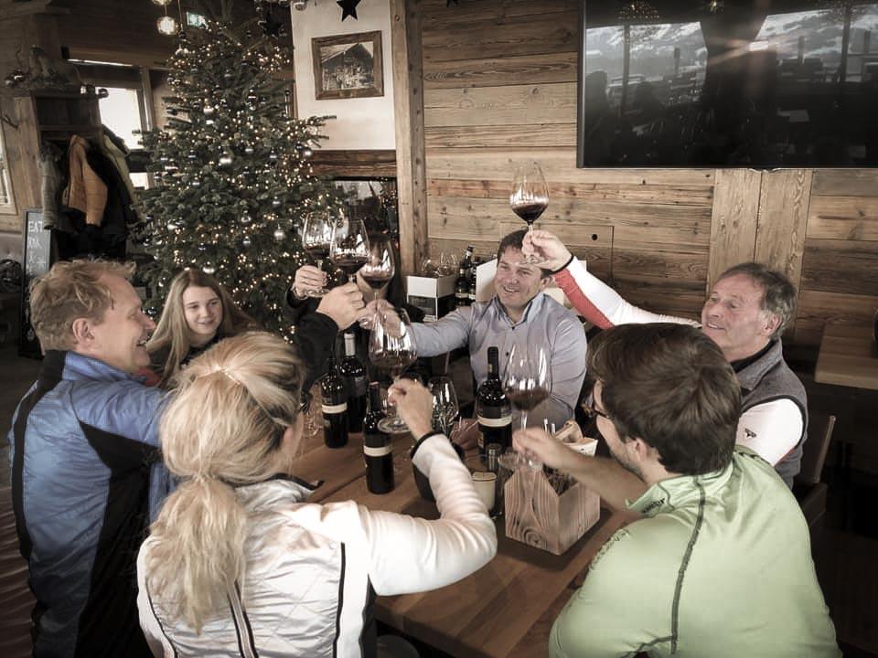 Weintour Weinverkostung Tirol Keringer